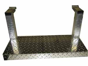 "31"" aluminum trailer step"
