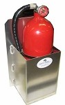 5Lb Fire extinguisher holder